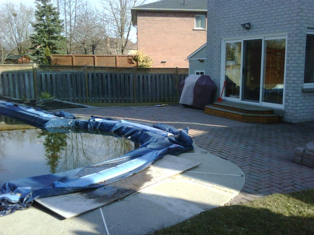 Weiberg Pickering Vinyl Pool Renovation Bremner Pools Amp Spa