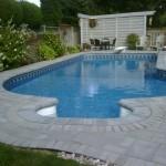 Stone Pool Nosing