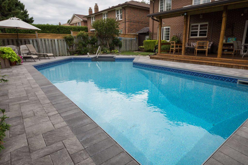 Bursach Scarborough Vinyl Pool Renovation Bremner Pools