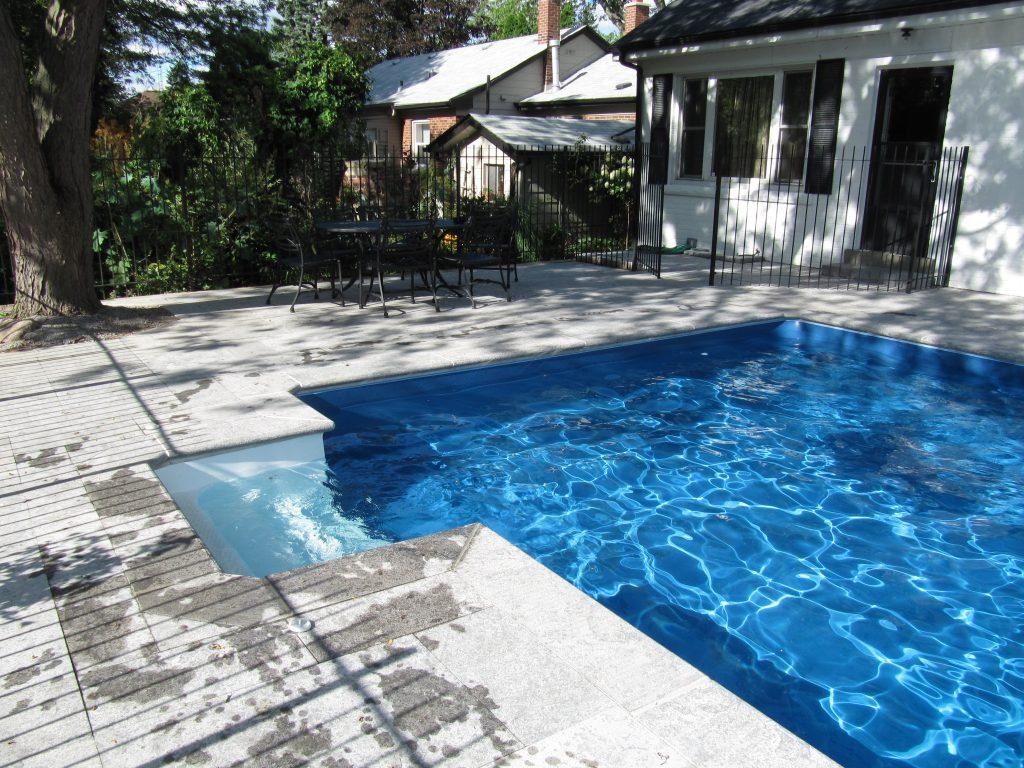 Isherwood Vinyl Pool Renovation Bremner Pools Amp Spa