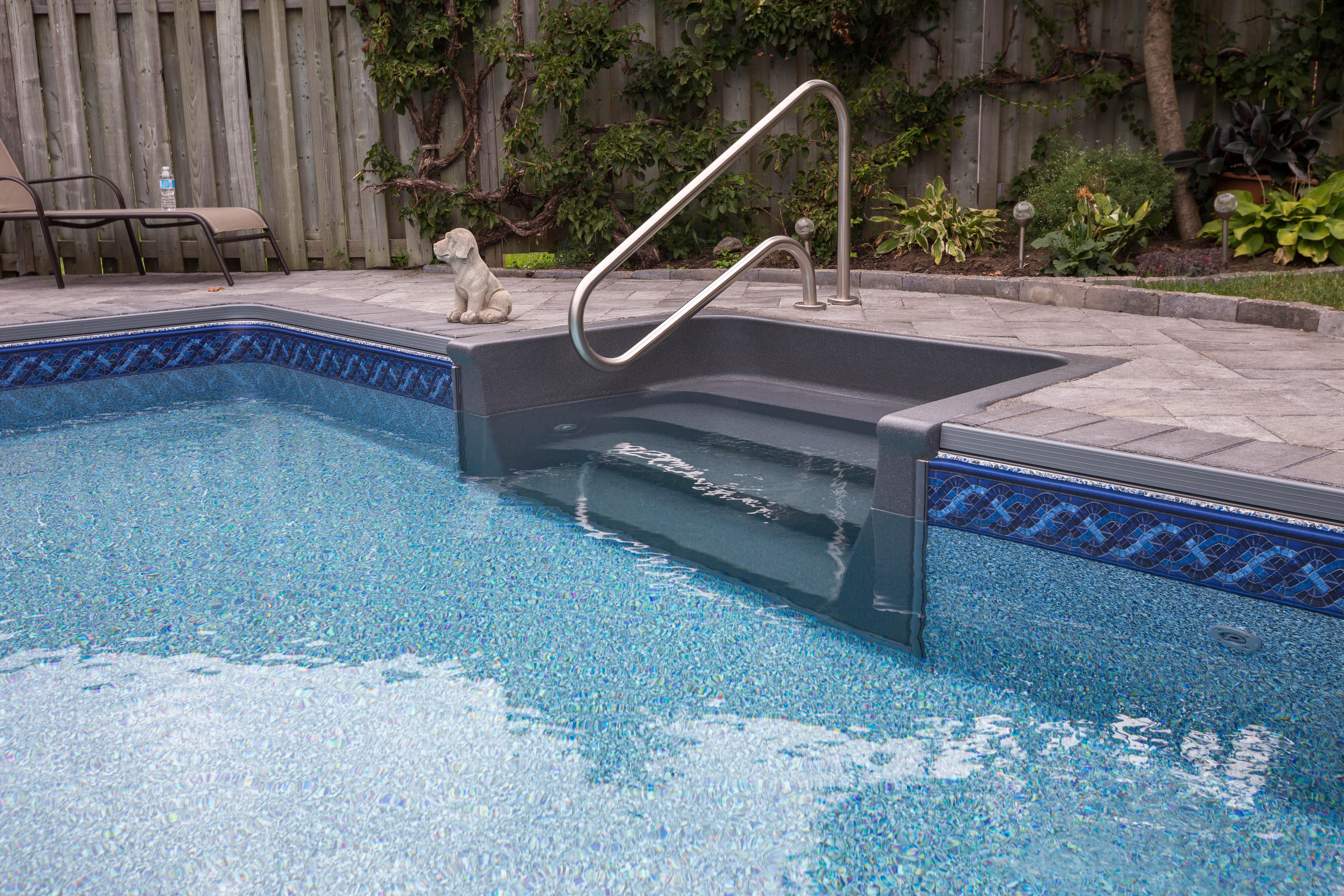 Handrails & Ladders Gallery – Bremner Pools & Spa