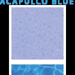 Bold Quartz Marbelite, Acapulco Blue