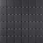 Olympia Tile Quebec Series, Black, Matte Finish
